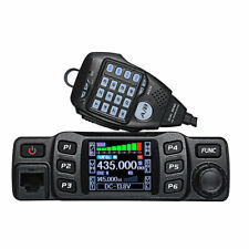 AnyTone AT-778UV 25W Dual Band 136-174 & 400-480MHz Amateur Radio Walkie Talkie