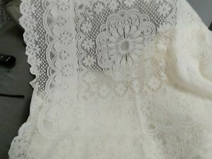 Lace Tablecloth 31 inch