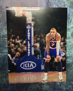 GFA New York Knicks * CARMELO ANTHONY * Signed 11x14 Photo COA