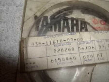 Yamaha OEM NOS std piston rings 438-11610-00 DT250A DT250C  #1037