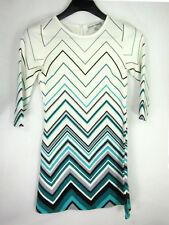 Almost Famous Women's Dress Size S Multi Color Stripes