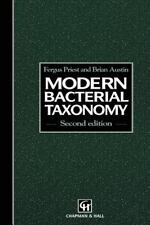 Modern Bacterial Taxonomy by Brian Austin, Fergus Priest and Kazuo Tsubota...