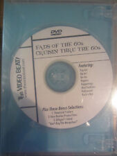 Fads Of The 60s Cruisin' Thru The 60s OOP Movie  DVD