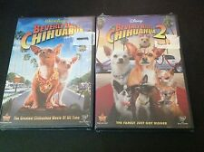 WALT DISNEY BEVERLY HILLS CHIHUAHUA SET 1 & 2 ( DVD )