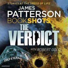 The Verdict: BookShots by James Patterson (CD-Audio, 2016)