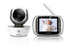 Motorola MBP853 Connect Wi-Fi HD Digital Video Baby Monitor