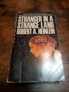 Stranger In A Strange Land by robert a. heinlein  1968