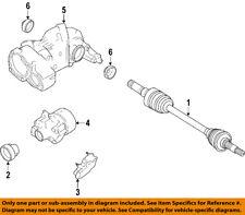 FORD OEM Rear-Axle Seals 7F9Z4B416A