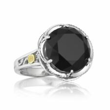 TACORI Crescent Gem Ring with Black Onyx SR12319 (size 7)