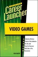 Video Games (Ferguson Career Launcher)-ExLibrary