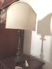 lume da scrivania anni 50 in ottone