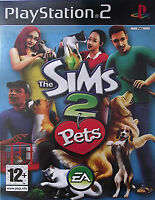 The Sims Pets 2 (Sony PlayStation 2, 2006)