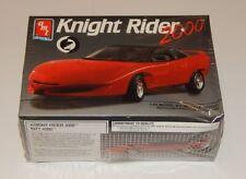AMT ERTL KNIGHT RIDER 2000 SEALED MODEL KIT 1/25 R15915