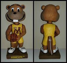Goldy Mascot Bobblehead University Minnesota Gophers Basketball Ultra Rare