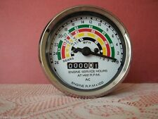 Fordson Dexta (80/60) / Super Dexta (Diesel) Tractor Tachometer -957E17360A