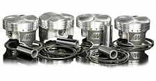 Toyota Celica / MR2 1.6L 16V 4AGE 10.1-11.8:1 C/R Wiseco Forged Pistons 20mm Pin