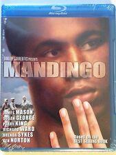 Mandingo (Blu-ray Disc, 2010) Ken Norton, James Mason