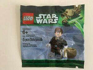Lego Star Wars Han Solo Hoth 5001621 - Polybag - New & Sealed