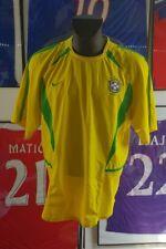 Maillot jersey shirt maglia camiseta bresil brazil brasil ronaldo neymar 2002 02