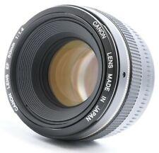 Canon EF 50mm f/1.4 USM Ultrasonic Lens + Hood Excellent++ No. 2000584E