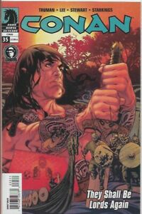 CONAN (2004) #35 - Back Issue (S)