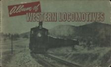 Album of Western Locomotives by Guy L. Dunscomb