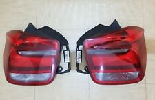 BMW 1 Series F20 11-15 Rear Tail Lights Lamps Pair Set Left Right OEM Valeo