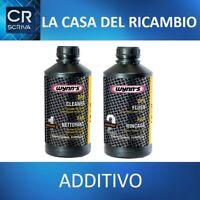 Addittivo Wynn' s DIESEL DPF CLEANER + DPF FLUSH Pulizia Filtro Antiparticolato