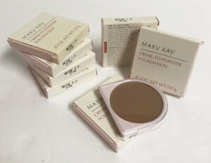 NIB Mary Kay Creme-to-Powder Foundation NEW in BOX -  #3106 Beige 3.0 BRAND NEW