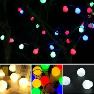 5M Fairy Light String LED lights Cable Festive Lantern for Indoor and Outdoor