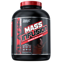 Nutrex Research Mass Infusion Weight Gainer and Muscle Building Formula | 6lbs