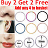 Nose Ring Surgical Steel Lip Nose Rings Daith Tragus Helix Ring Piercing Hoop