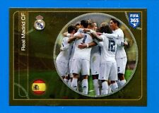 FIFA 365 2016-17 Panini 2017 Figurina-Sticker n. 78 - GOAL REAL MADRID-New