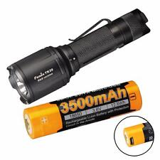 Fenix TK25 R&B 1000 Lumen Multi-Color LED Flashlight & Rechargeable Battery