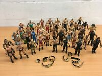 WWE WRESTLING FIGURE MATTEL VGC LOTS TO CHOOSE FROM DISCOUNT FOR MULTIBUY