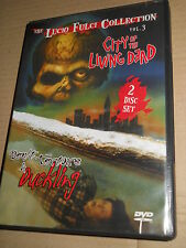 Lucio Fulci collection VOL 3 City of the living dead/Don't torture ducking dvd