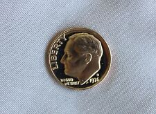 1976-S Roosevelt Clad Proof Dime Cameo