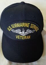 NAVY U.S. SUBMARINE SERVICE VETERAN Military Ball Cap