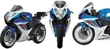Zero Gravity Marc1 Windscreen - Light Smoke 25-114-02 SUZUKI GSX-R600 etc