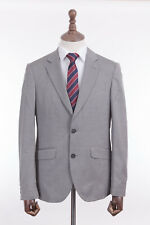 Men's Suit Jeff Banks Grey Soft Tailoring Regular Fit 50R W44 L32