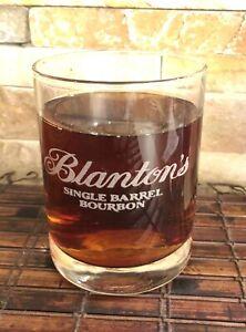 BLANTON'S Collectible Whiskey Glass