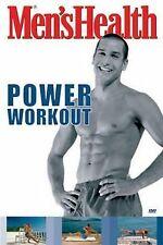 Men's Health Power Workout | DVD | Zustand gut