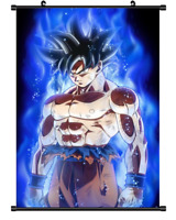 #0256 Super Fighting Hot Japan Anime Wall Scroll Poster 60*90cm Dragon Ball Z