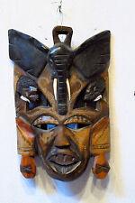 Schöne afrikanische Maske        Höhe: 24 cm