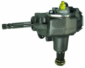 BORGESON Manual Steering Box Saginaw 525 Quick Ratio P/N - 920040