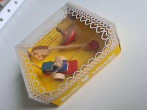 Bodo Hennig Puppenhaus historisches Spielzeug nach 1970 - Spielzeug 7962