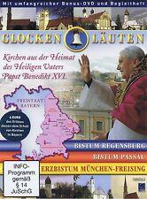 DVD-BOX NEU/OVP - Glockenläuten - Kirchen aus der Heimat des Heiligen Vaters ...