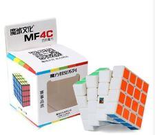 MoYu MoFang JiaoShi 4x4x4 Cubing MF4C Rubik's Cube White