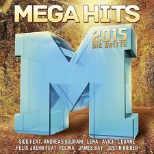MegaHits 2015-die terza 2 CD NUOVO