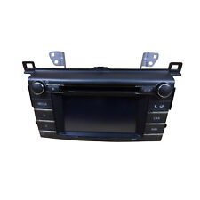 ➡️➡️➡✅ Radio CD Navi Media Display Toyota Rav 4 IV 86140-42210 8614042210